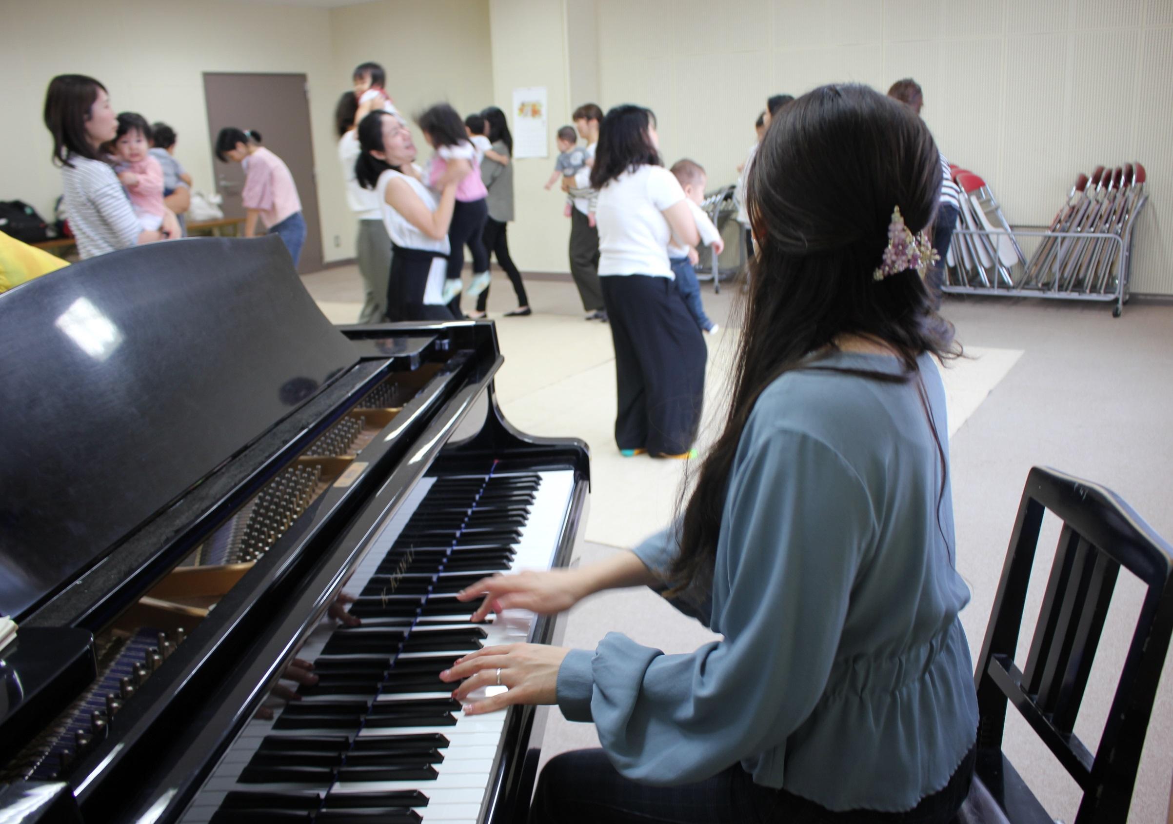 ルーチェ音楽療法&リトミック